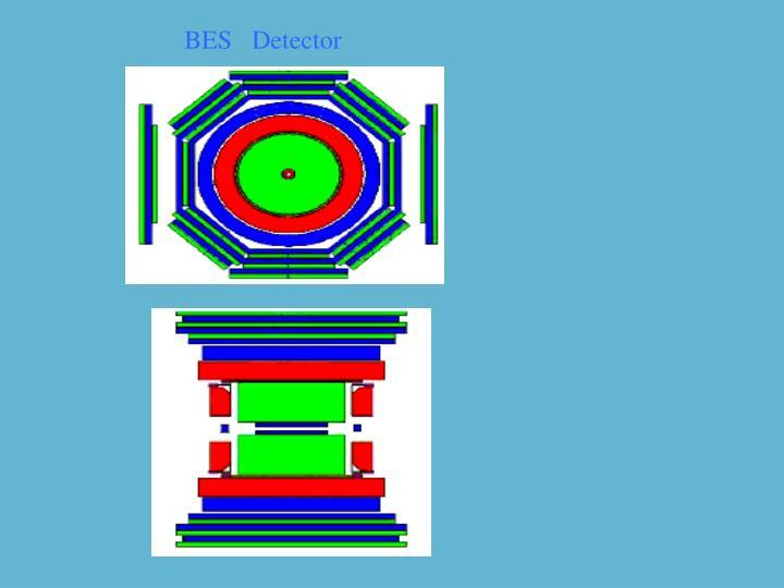 BES   Detector