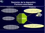 remisi n de la depresi n factores asociados2