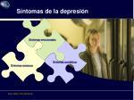 s ntomas de la depresi n
