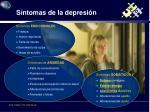 s ntomas de la depresi n1