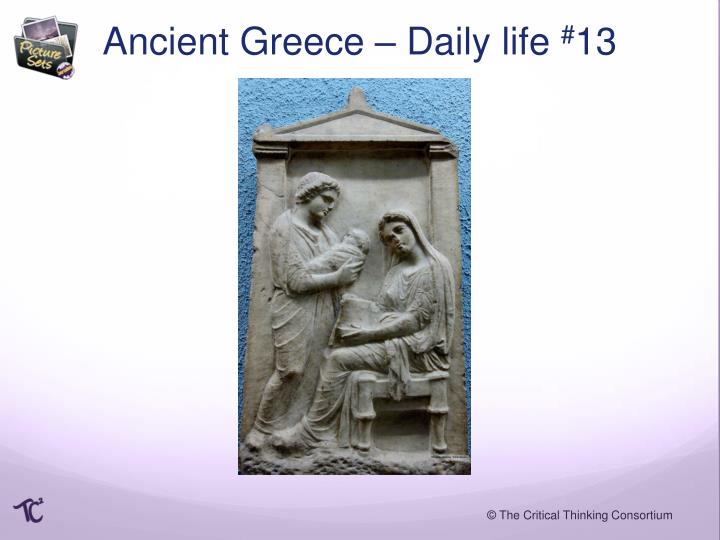 Ancient Greece –