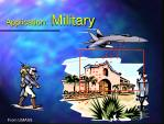 application military