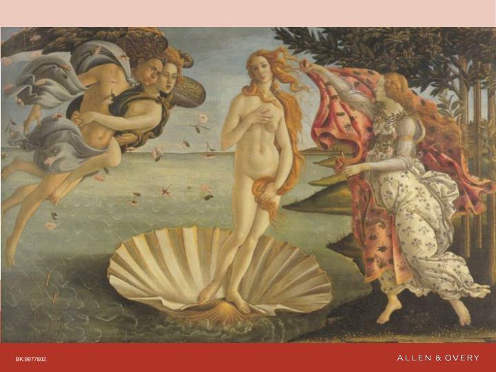 Venus in shell