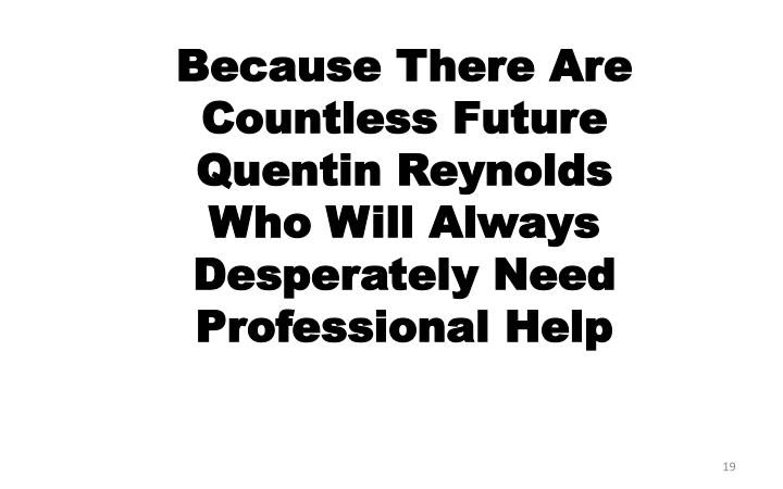 Because There Are Countless Future