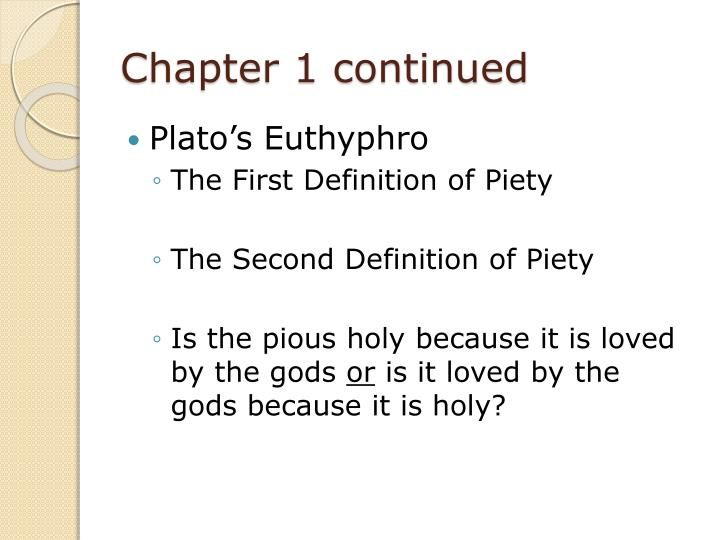 Plato normative ethical theory