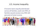 u s income inequality1