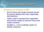 5 2 free body diagrams20