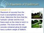 5 3 equations of equilibrium30