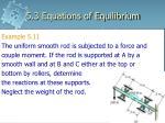 5 3 equations of equilibrium35