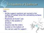 5 3 equations of equilibrium36