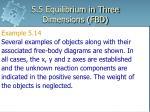 5 5 equilibrium in three dimensions fbd10