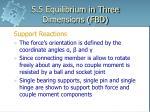 5 5 equilibrium in three dimensions fbd2