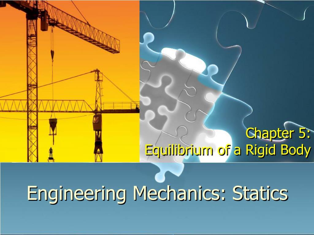 Ppt - Engineering Mechanics  Statics Powerpoint Presentation  Free Download