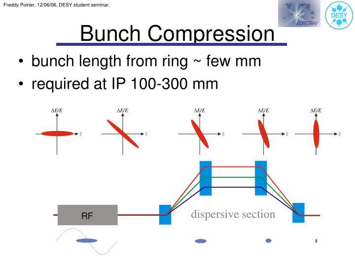 Bunch Compression