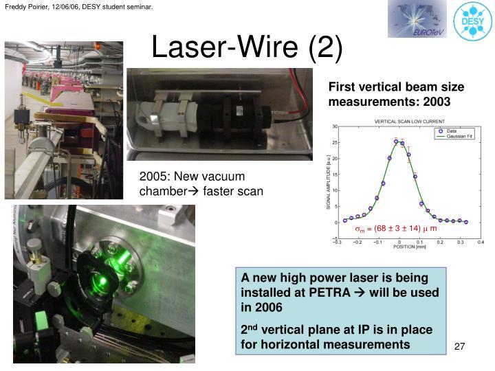 Laser-Wire (2)
