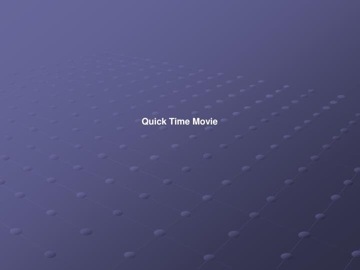 Quick Time Movie