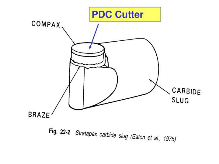 PDC Cutter