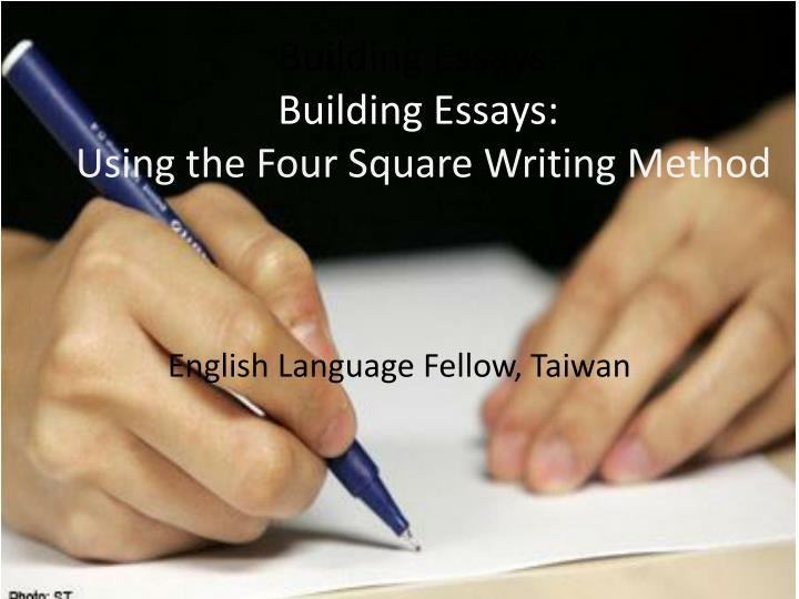 building essays building essays using the four square writing method n.