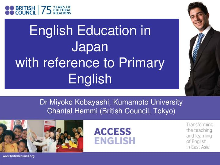 english education in japan with reference to primary english n.