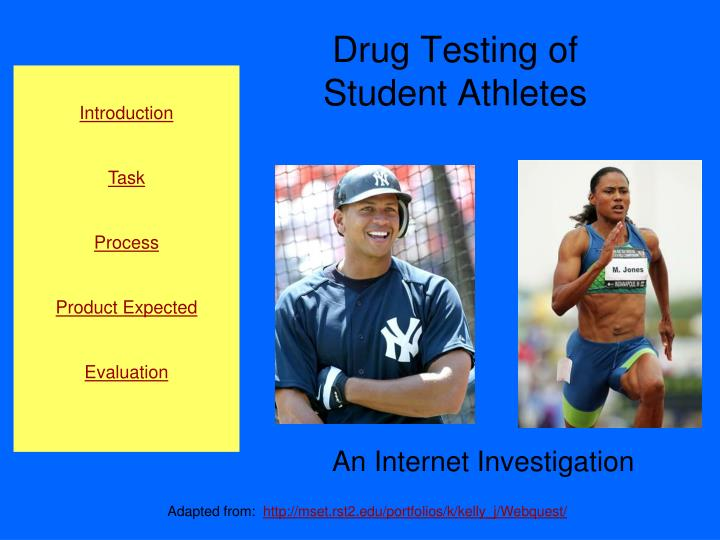the issue of drug testing of student athletes Drug free sport won a competitive bid for the texas contract, reportedly worth more than $1 million, but the cost of the program has decreased as fewer student-athletes have been tested, said.