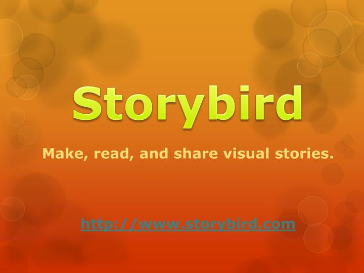 make read and share visual stories http www storybird com n.