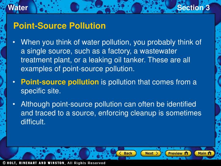 Ppt Section 3 Water Pollution Powerpoint Presentation Id2993094