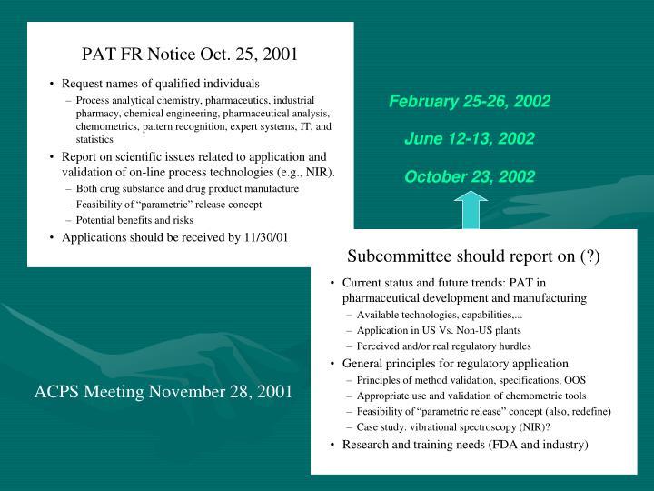 February 25-26, 2002