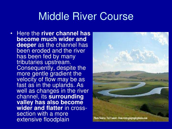 Middle River Course