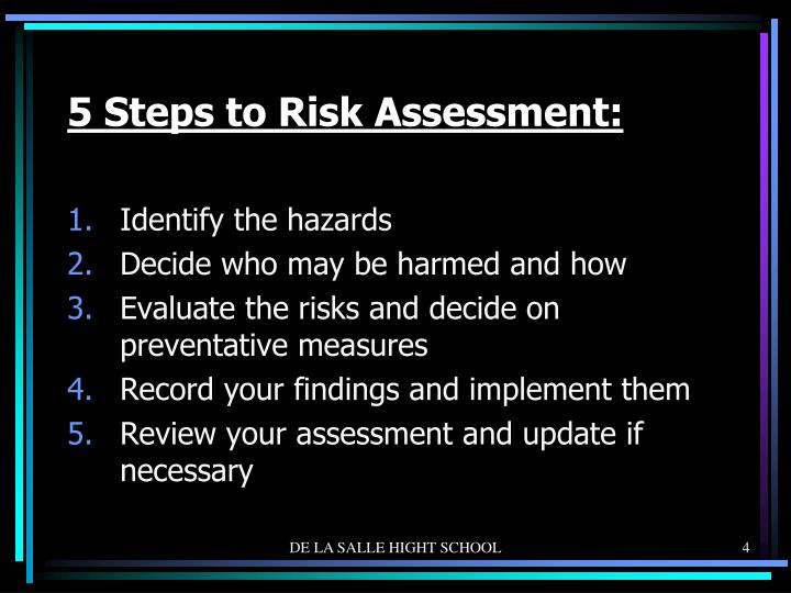 E safety safeguarding and risk assessment.