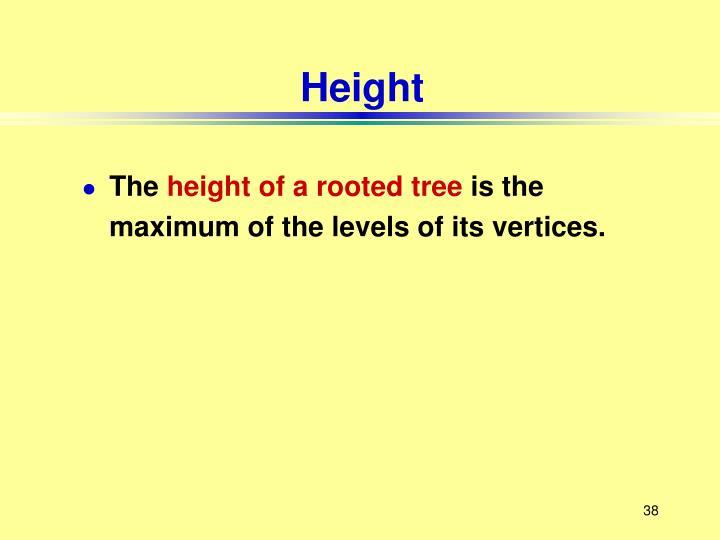 Height