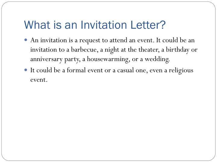 What is invitation invitationjpg ppt invitation letter powerpoint presentation id 2995370 stopboris Gallery