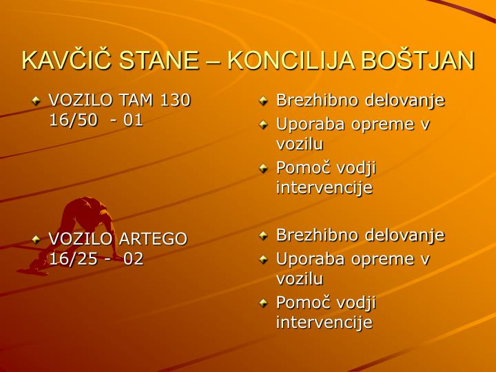 VOZILO TAM 130 16/50  - 01