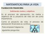 matematicas para la vida45