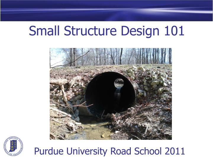 small structure design 101 n.