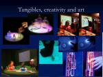tangibles creativity and art