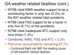 ga weather related fatalities cont