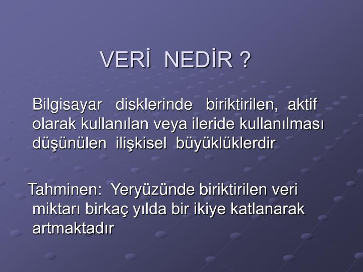 Ver ned r