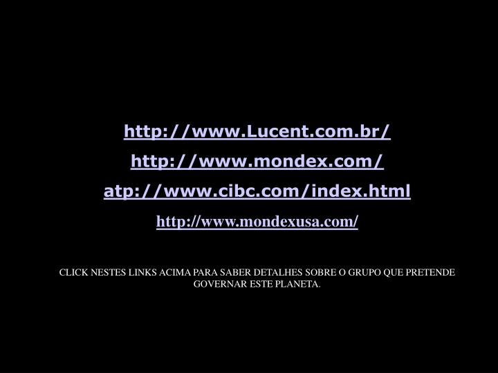http://www.Lucent.com.br/