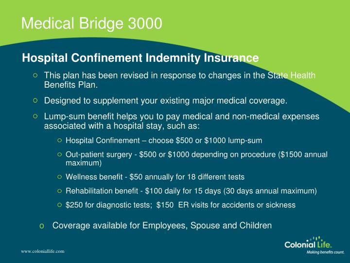 Medical Bridge 3000