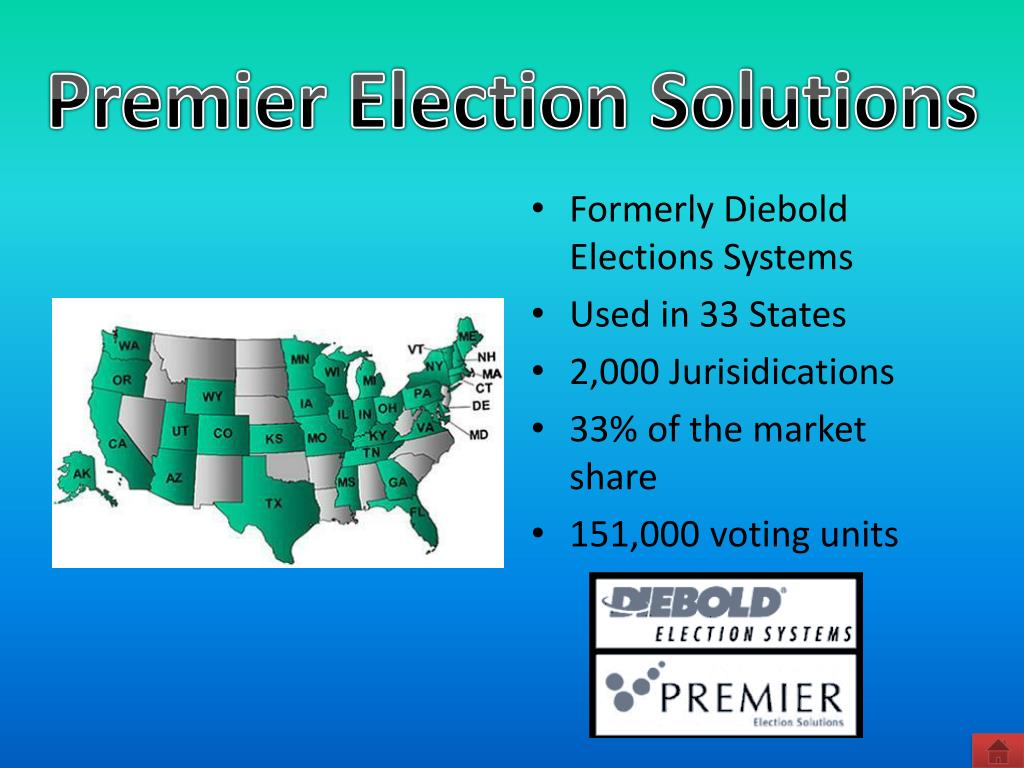 PPT - Direct Recording Elections PowerPoint Presentation, free ...