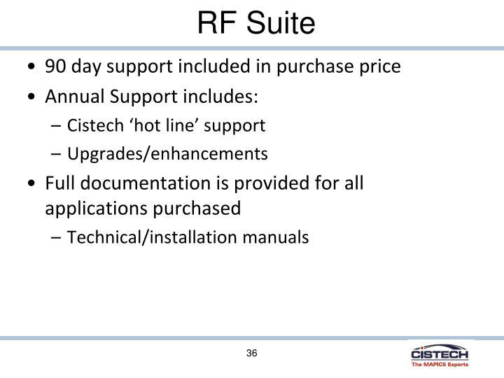 RF Suite
