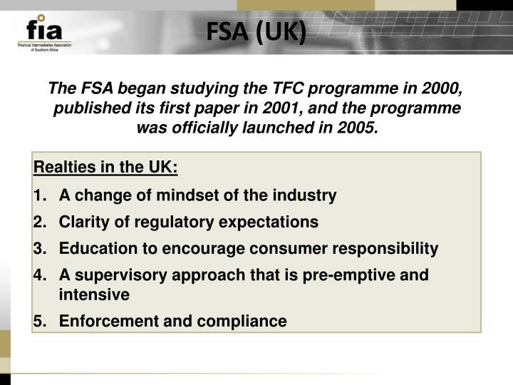 FSA (UK)