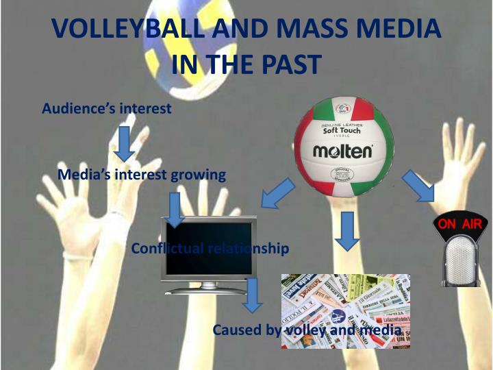 VOLLEYBALL AND MASS MEDIA