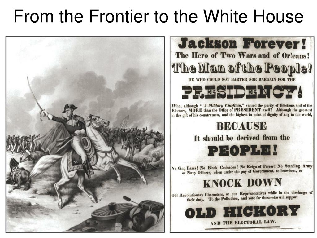 PPT - Ch. 14: Andrew Jackson and the Growth of American ...