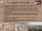 egypt s economy