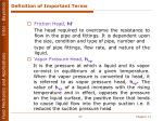 definition of important terms6