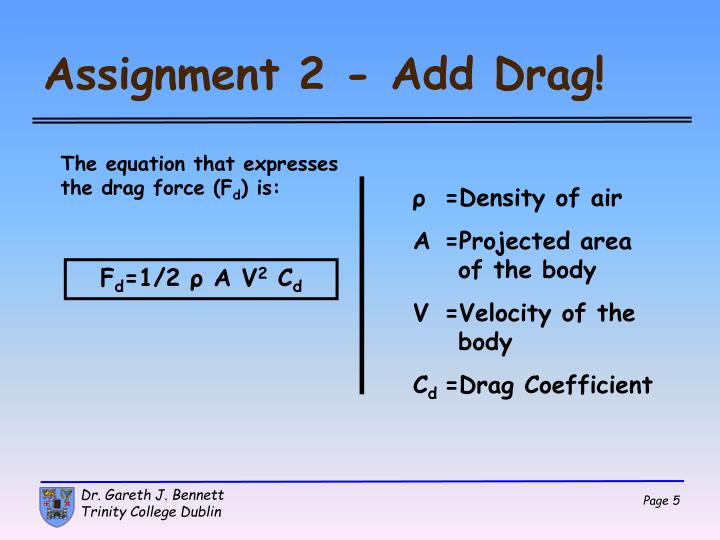 5 01 assignment Assignment #5 solutions 1 is the differential dv v at dx = f (t)dt + exact (assume that a is a constant and f(t) is independent of v) if not, suggest a simple modification that would render it exact _____ the test for exactness is euler's reciprocity relation, which for a differential expression of the form:  =−401 chem 453/544.