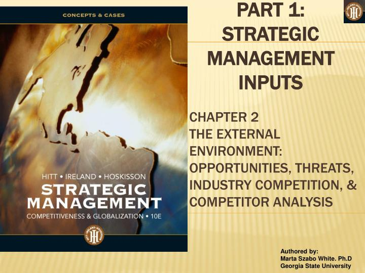 strategic management case: bitter competition essay Thus far, your case study analysis has identified the company's corporate level strategy to perform a complete analysis, you will need to identify the company's business level strategy (note: if it is a single business, the corporate strategy and the business level strategy will be the same.