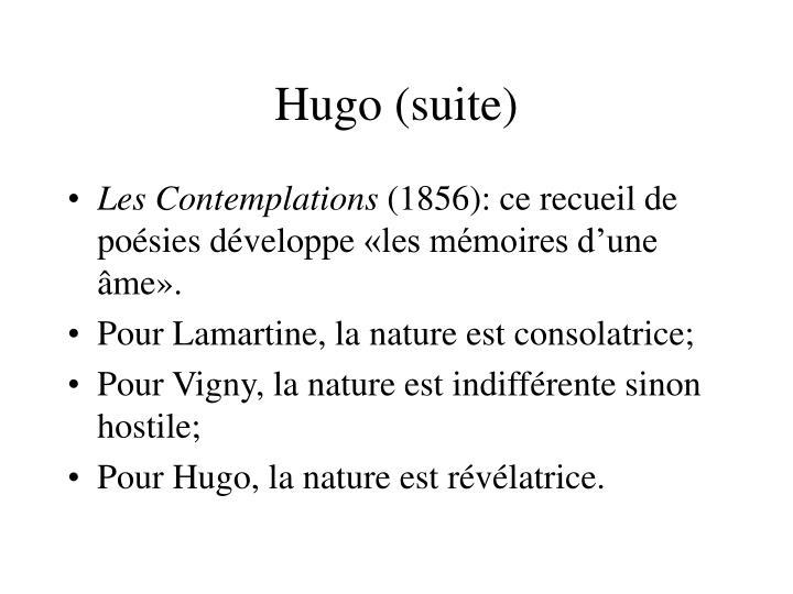 Hugo suite