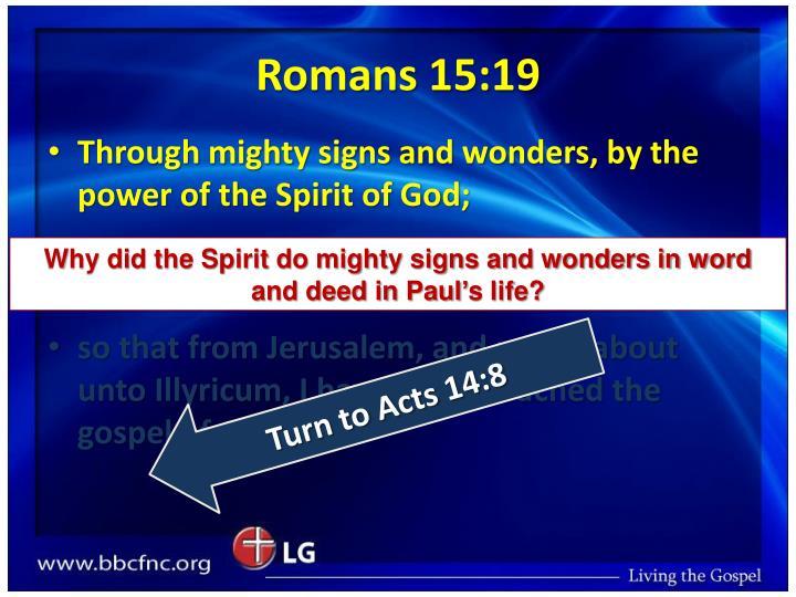 Romans 15:19
